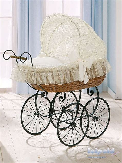 Carriage Baby Cribs Prams Vintage Pram And Baby Prams On