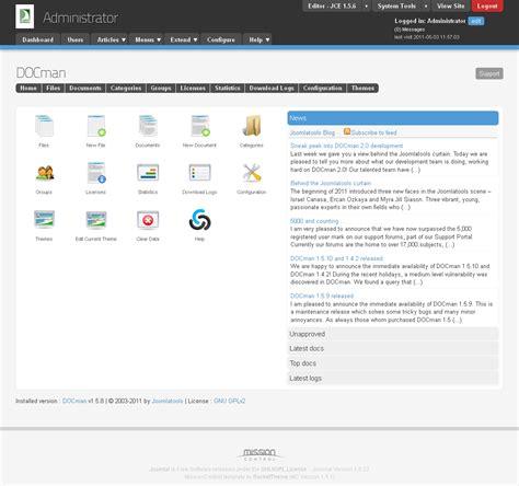 joomla 3 admin template free free joomla admin template web administrator