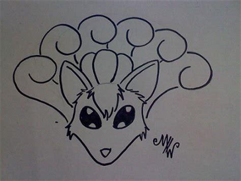 vulpix tattoo vulpix design weasyl