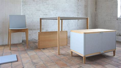 flat pack magnetic flat pack furniture easier to assemble than ikea