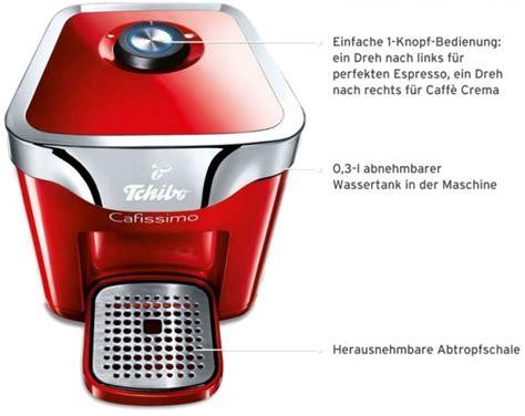 Tchibo Kaffeemaschinen 1742 tchibo kaffeemaschinen tchibo cafissimo compact