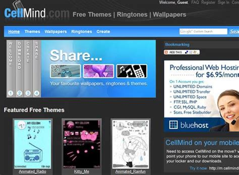 themes creator mobile9 free ringtone downloads for android phones