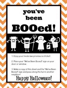 You ve been booed mason jar gift amp free printables the happier