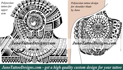 juno tattoo designs polynesian tattoos meaning how to create yours