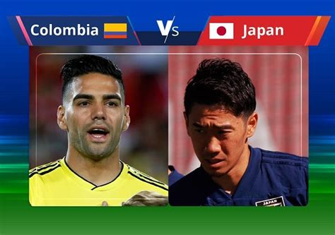 world cup colombia vs japan colombia vs japan fifa world cup 2018 live football