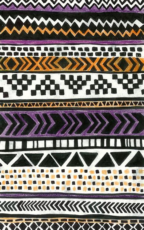 ethnic pattern tumblr drawing pattern ethnic inspiration ilustras