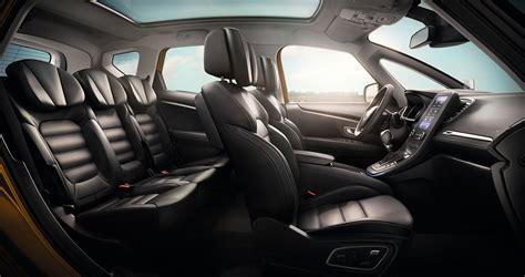 renault grand scenic 2017 interior renault sc 233 nic monospace au diesel avec moteur 233 lectrique