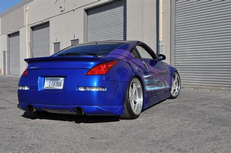 nissan 350z custom 2004 nissan 350z fairlady custom 2 door coupe 170416