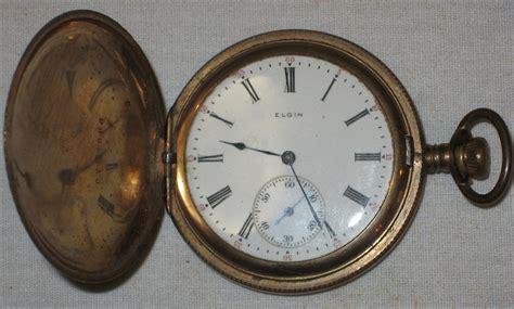 elgin pocket antique in collectors weekly