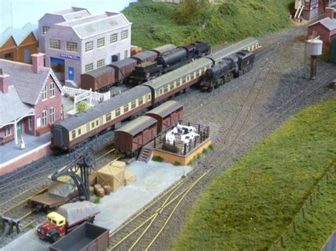 model railway exhibition layout for sale bostcroft mansfield model railway exhibition