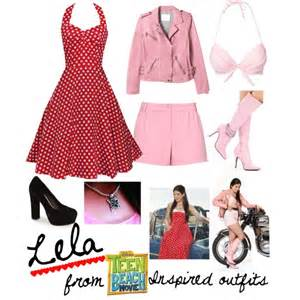 Lela from teen beach movie inspired outfits polyvore