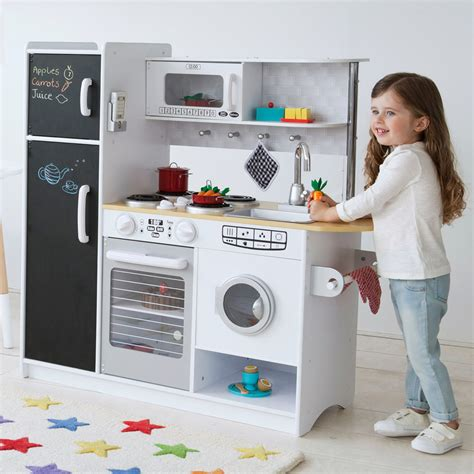kid craft play kitchen kidkraft pepperpot play kitchen 53352 pirum wooden toys