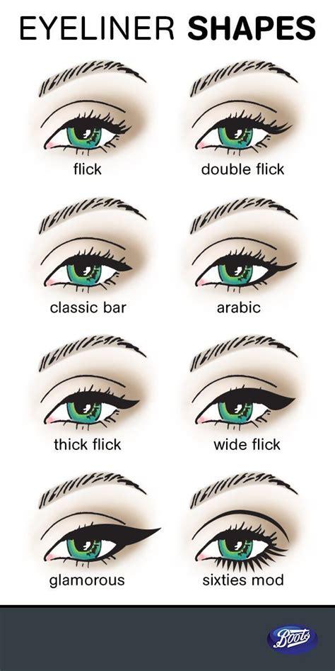 eyeliner types tutorial 7 fantastic tutorials to teach you how to apply eyeliner