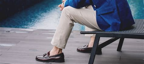 how to wear loafer shoes the complete guide to s loafers fashionbeans