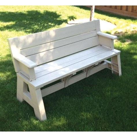 convert a bench cushions 26 best patio chairs images on pinterest
