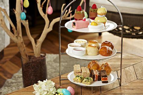 chocolate high tea at shangri events easter celebrations with shangri la hotel toronto