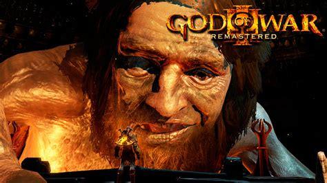 imagenes de hefesto dios del fuego god of war 3 remastered 5 hefesto o deus ferreiro