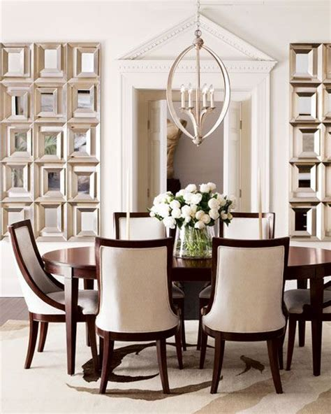 Fancy Dining Room Mirrors Glass Panels Dining Room Mirrors And Dining Room Sets On