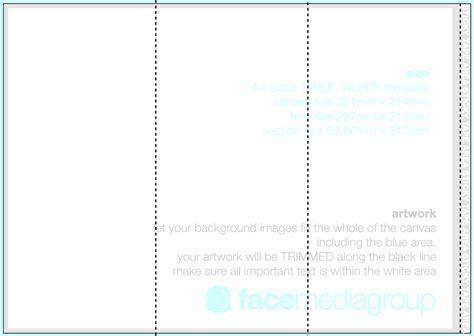 word doc brochure template csoforum info