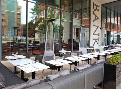 bank restaurant bank restaurant in birmingham s trendy al fresco make