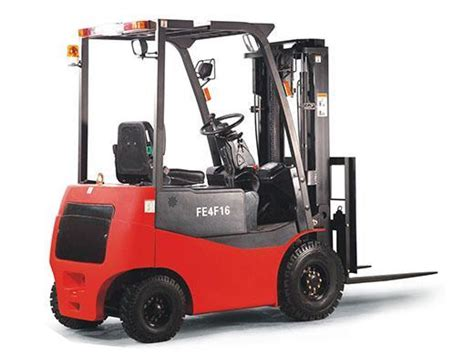 Promo Electric Stacker Noblift Noblift Fe 4 F 16 2010 2018 Specifications Technical