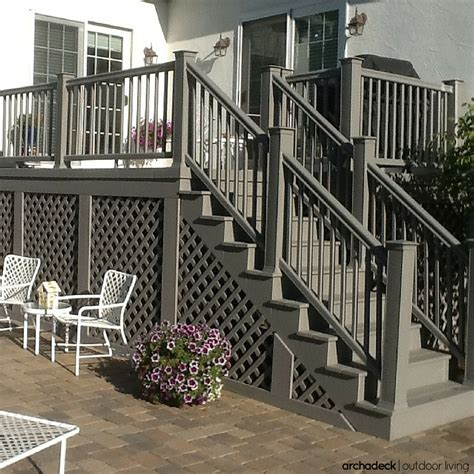 5 Ways To Go Skirting Around Fabulously by If Your Deck Is Built At Higher Elevations You Should