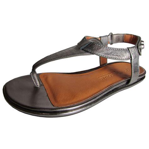 gentle souls sandals gentle souls womens oxford leather t flat sandal ebay