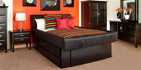 waterbed bedroom furniture mirage waterbed group