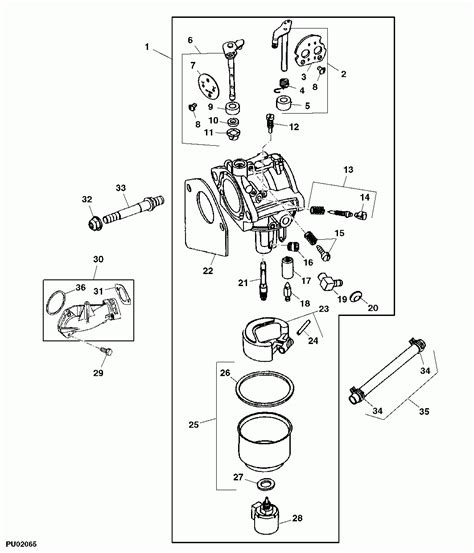 briggs and stratton carburetor parts diagram briggs and stratton carburetor parts diagram briggs and