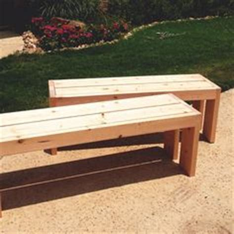 easy to make benches outdoor benches on pinterest benches outdoor and patio bench