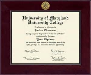 of maryland diploma frame of maryland college century gold