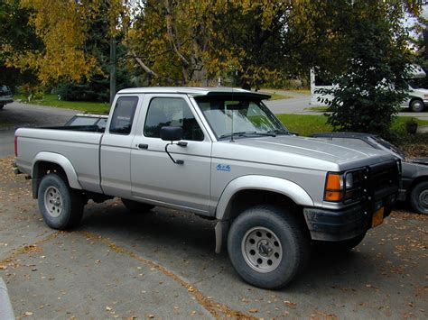 1990 Ford Ranger by Uss Essess 1990 Ford Ranger Cab Specs Photos