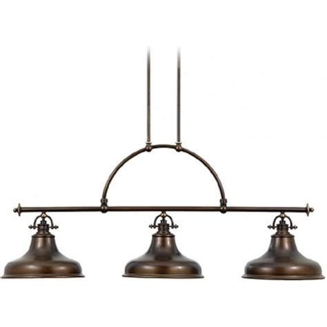 Bronze Factory Style Long Bar Ceiling Pendant Light For Bronze Pendant Lighting Kitchen