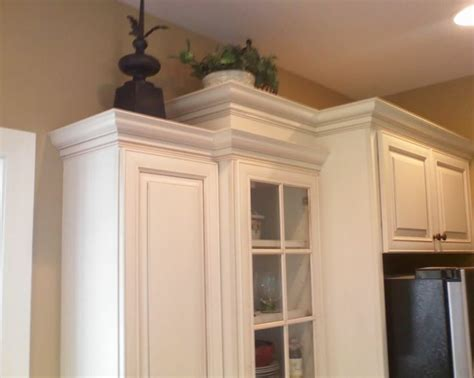 kitchen crown molding ideas crown molding ideas kitchen and bath ideas
