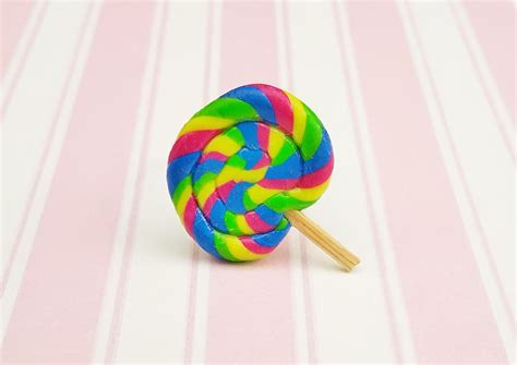 Handmade Lollipops Uk - large lollipop ring shinycreations