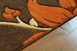 Plush Area Rugs 8x10 Detail Carpet Orange And Brown Area Rug Brown Burnt Orange