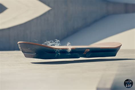 skate volante hoverboard le skateboard volant by lexus