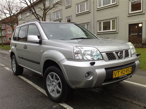 Shockbreaker Nissan Xtrail 2004 2004 Nissan X Trail Pictures Information And Specs