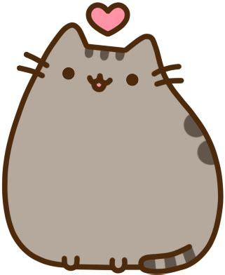 Stiker Kartu Seri Kartun Pusheen Cat sticker pusheen deloiz wallpaper