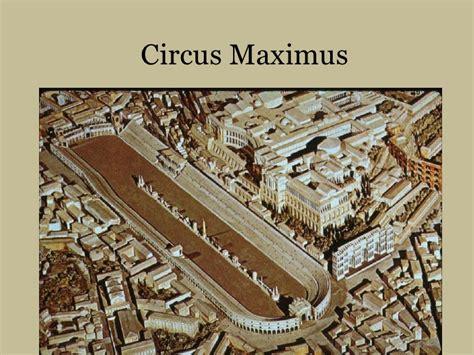 architecture lessons architecture lesson 4 circus maximus