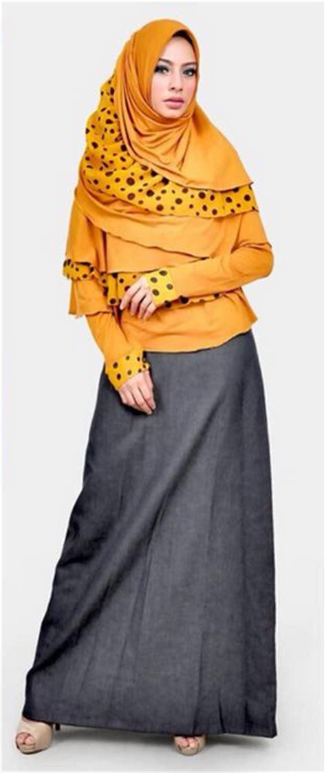 Model Busana Muslim Terkini trend baju terkini fashion hairstylegalleries