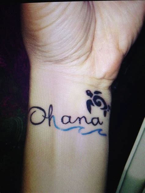 ohana tattoo ohana tattoos mine others i