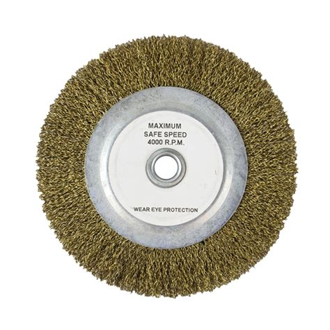 bench grinder brush sip 07628 bench grinder 200mm dia with free wire brush wheel