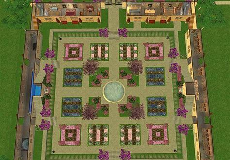 Kitchen Garden Versailles Mod The Sims Versailles King S Kitchen Garden