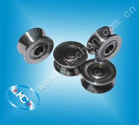 stainless steel wire guide pulley tension pulley