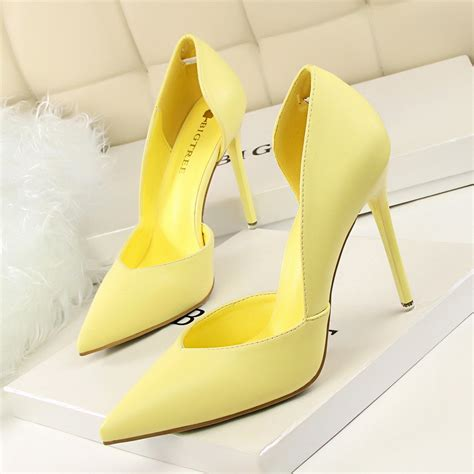 Yellow Wedding Shoes by Amazing Yellow Wedding Shoes For You Rikof
