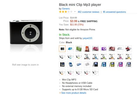 60 best things to buy on amazon images on pinterest 15 cool things sold for less than 5 at amazon mini mp3