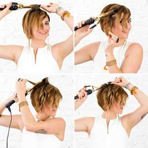 best curling iron for short fine hair definitive list of the best curling irons for short hair