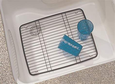 kitchen sink protector rack mdesign dish racks kitchen sink protector grid dish drying
