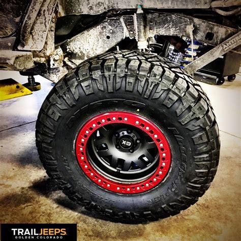 beadlock wheels for jeep kmc wheels machete beadlocks with 37 quot nitto tire ridge